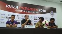 Pelatih PSM Tak Permasalahkan Timnya Dikalahkan PSMS