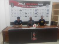 Kalteng Putra Tak Gentar Hadapi Barito Putera di Piala Presiden 2018