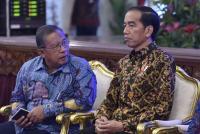 Jokowi Minta Pengusaha Jangan Wait and See di Tahun Politik