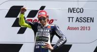 Rossi Lepas Dahaga Kemenangan di MotoGP Belanda 2013
