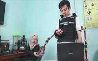Terinspirasi Film Spiderman, Mahasiswa Ciptakan Lengan Robotik untuk Mudahkan Manusia