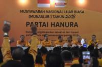 Demi Selamatkan Partai, Dua Kubu Hanura Harus Kompak Bersatu