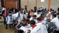 Paslon Ade Wardhana-Asep Ruhiyat Lengkapi Berkas Pencalonan Pilkada Bogor