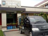 Polisi Bongkar Praktik Gas Oplosan Beromzet Puluhan Juta Rupiah di Medan