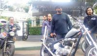 Jokowi Berniat Majukan Industri Motor Custom Indonesia