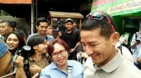 Wagub Sandiaga Sampaikan Duka Cita Tewasnya Kader Gerindra di Bogor