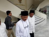Jusuf Kalla Terima Audiensi Pengurus Asosiasi Masjid Kampus Bahas Isu Radikalisme