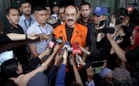 Usai Jalani Pemeriksaan, Fredrich Yunadi Tantang Penyidik KPK