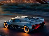 Mobil Listrik Lamborghini Aventandor S Punya 1.000 Tenaga Kuda, Ini Penampakannya
