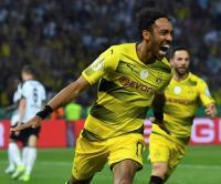 Aubameyang Berjuang untuk Tampil Positif Bersama Dortmund
