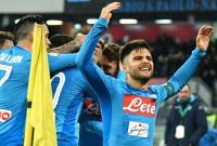 Napoli Kandaskan Lazio 4-1