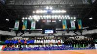 Pelatih Ungkap Kunci Sukses Timnas Voli Indonesia 2 Raih Emas Test Event Asian Games 2018