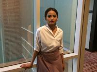 Acha Septriasa Grogi Berakting dengan Ario Bayu di Film Bunda: Kisah Cinta 2 Kodi