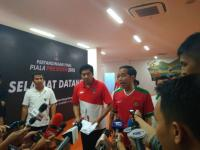Kelakar Jokowi Usai Saksikan Piala Presiden: Ini Hari Libur