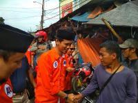 Kunjungi Pasar Parung, Cabup Bogor Ade Wardhana Janjikan Pinjaman Usaha