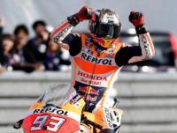 Marquez Rayakan Ulang Tahunnya di Buriram