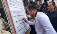 Hadiri Deklarasi Damai Pilkada Sumsel, Irwansyah Komitmen Menang di Jalan yang Benar