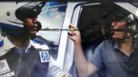 Berawal dari Makan Duku, Mobil Anwar Digerek Petugas Dishub Jakbar