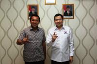 Percaya Putra Daerah, Partai Perindo Dukung Ridho Ficardo di Pilgub Lampung