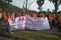 Demo Tolak Parkir Berbayar, Mahasiswa UNJA Bentrok dengan Satpam