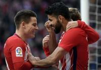 Atletico Madrid Enggan Menyerah Kejar Barcelona