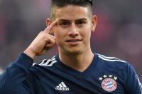 Sang Ayah Setujui James Rodriguez Pergi dari Madrid
