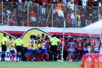 Pertandingan Sepakbola di Brasil Diwarnai 10 Kartu Merah