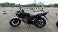 Tinggalkan Sisi Maskulin, Kini All New Honda Verza CB150 Verza Tampil Sporty