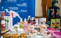 Pemutih Wajah Dominasi Peredaran Kosmetik Ilegal