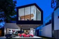 Autohaus, Inspirasi Desain Rumah untuk Kolektor Mobil