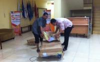 KPU Kota Bekasi Mulai Distribusikan Alat Peraga Kampanye