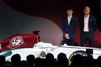Sauber dan Renault Perkenalkan Mobil Balap F1 Musim 2018