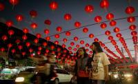 Taman Lampion hingga Lontong Cap Go Meh Semarakkan Yogyakarta