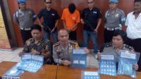 Bawa 13 Paket Sabu Senilai Setengah Miliar Rupiah, Bandar Narkoba di Bandung Ditangkap
