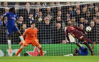 Courtois: Barca Beruntung Tak Jadi Kalah dari Chelsea!