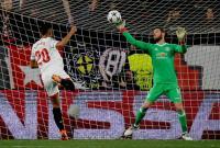 De Gea Bangga dengan Penyelamatannya di Laga vs  Sevilla