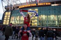 Old Trafford Berikan Tuah bagi Manchester United di Leg II 16 Besar Liga Champions