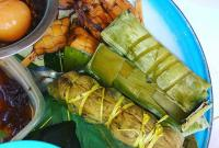 Mengenal Entil, Ketupat Tradisional Khas Tabanan Bali