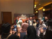 Penonton Meet Me After Sunset di Bekasi, Dikejutkan dengan Kehadiran Billy Davidson