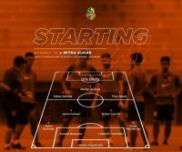 Borneo FC Bungkam Mitra Kukar di Laga Pembuka Piala Gubernur Kaltim 2018