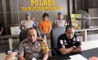 Mustafa Penghina Presiden dan Ibu Negara Dijerat Pasal Berlapis