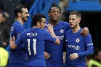 Chelsea Bidik 3 Poin di Markas Man United