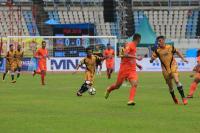 Mitra Kukar Takluk dari Borneo FC lewat Drama Adu Penalti
