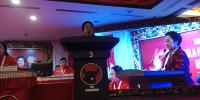 Tutup Rakernas PDIP, Megawati Deklarasikan Jokowi Jadi Calon Presiden 2019