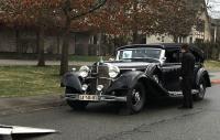 Mobil Adolf Hitler 'Nyasar' di Amerika Serikat