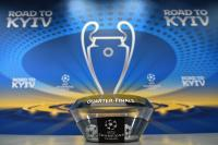 Hasil Drawing Perempatfinal Liga Champions 2017-2018