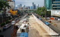 Anies Sebut Underpass Mampang Akan Selesai 7 April