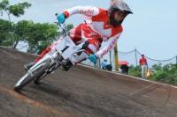 Pebalap Sepeda Elga Berjuang Lawan Cedera demi Emas Asian Games 2018