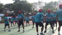 Turnamen Tenis Sakinah Cup 2018 Diikuti Ratusan Peserta
