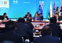 Pertemuan Puncak KTT, Presiden: Asean-Australia Harus Jadi Lokomotif Perdagangan Bebas